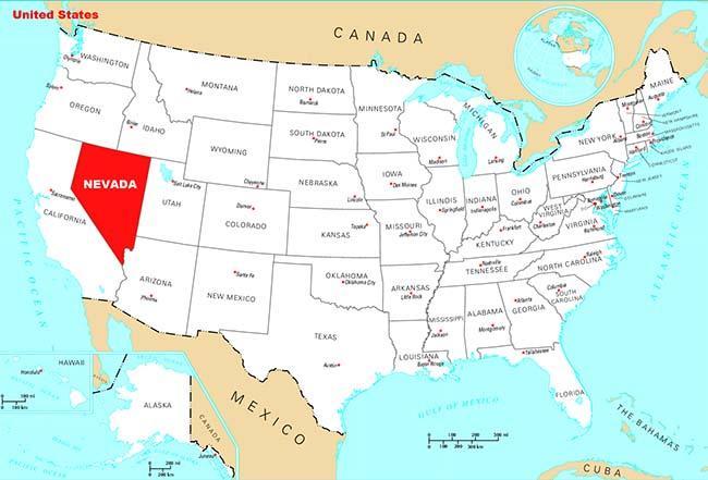 Nevada osariik