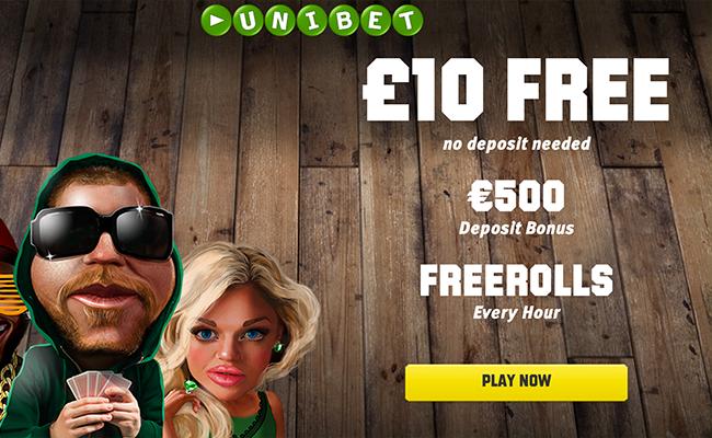 TASUTA POKKER: €10 pärisraha täiesti tasuta pokkeri mängimiseks