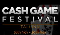 Cash Game Festival Tallinn Live Stream (Otseülekanne)