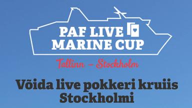 Paf Live Marine Cup 2017