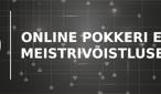 Online Pokkeri Eesti Meistrivõistlused 2017