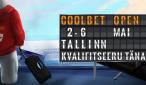 Coolbet Open toimub 2.-6. mail Tallinnas, auhinnafondiks €200 000 garanteeritud